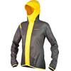 La Sportiva Oxygen Evo Windbreaker Jacket Men Grey/Yellow